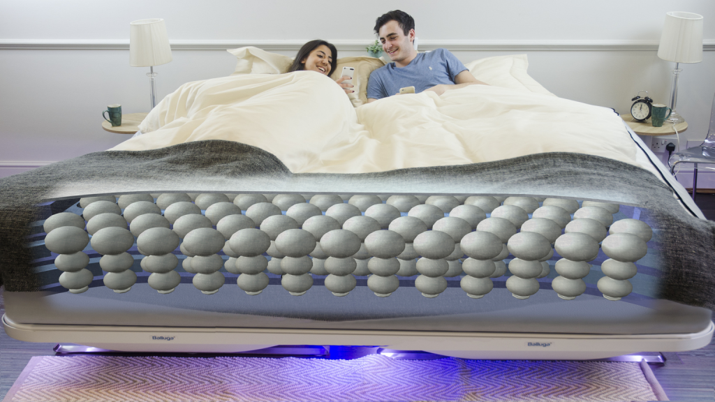 Balluga The Worlds Smartest Bed